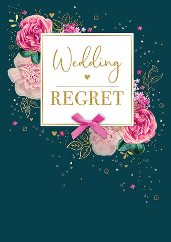 Wedding - Regret