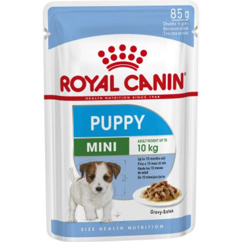 Pouch royal canin mini puppy 80grs