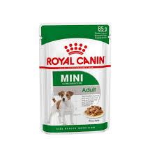 Pouch royal canin mini adulto 85grs