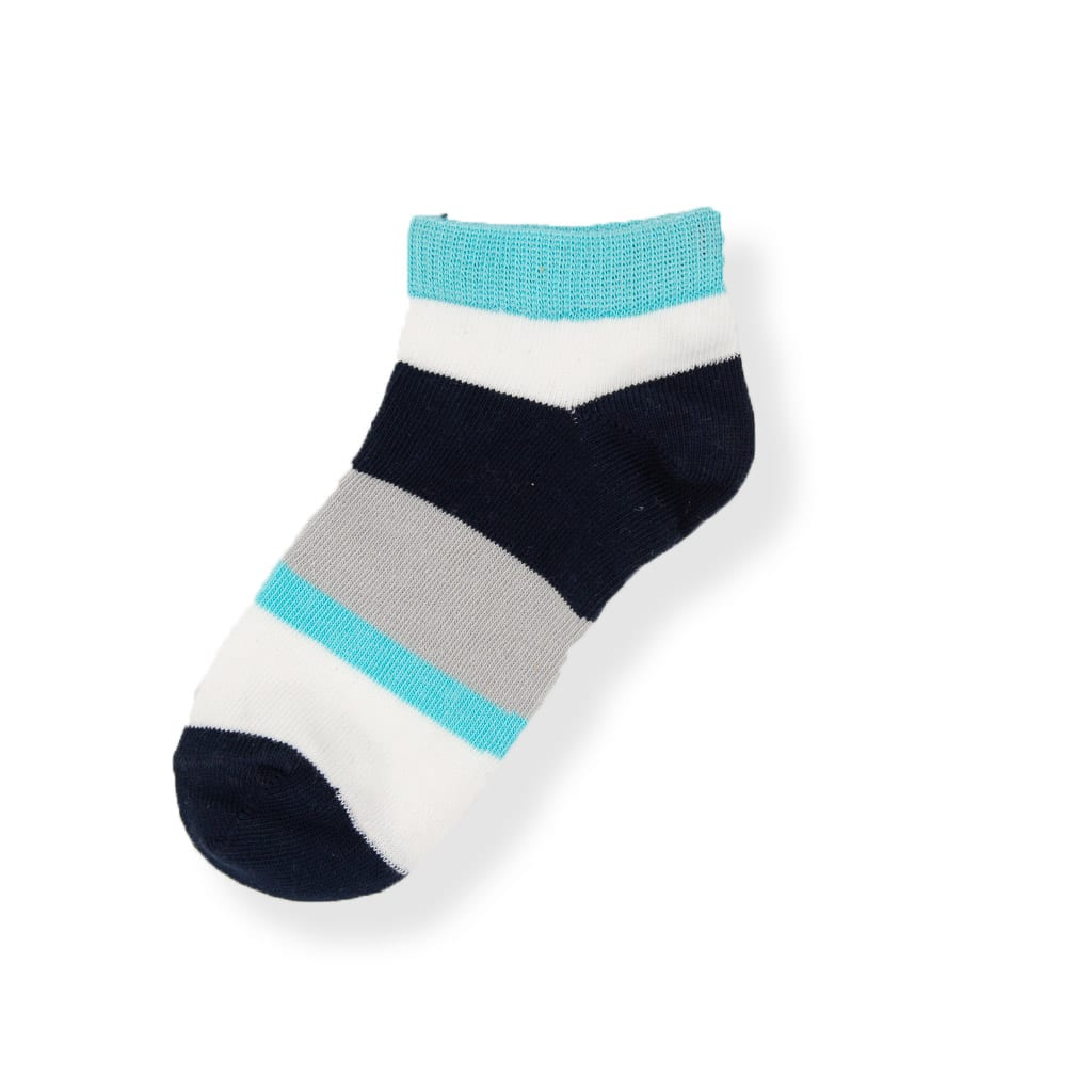 Multi color 3-4 Years Baby Ankle Socks 8A
