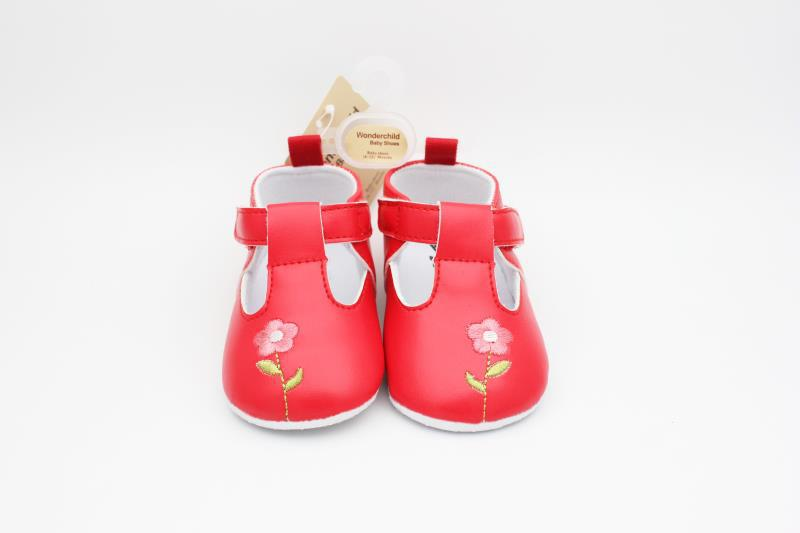 Red Baby Shoes - 1