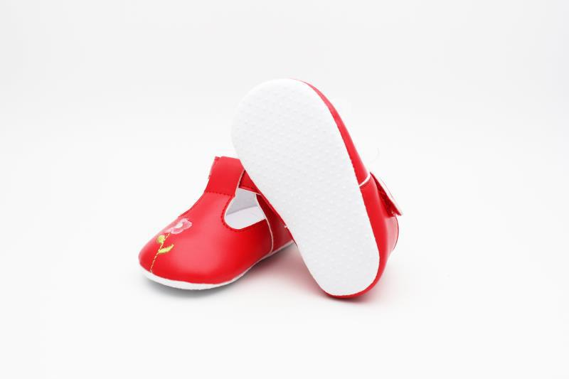 Red Baby Shoes - 4