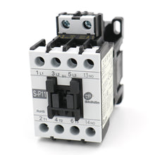 Load image into Gallery viewer, Shihlin Electric AC Contactor S-P11 Coil: 110V UL & CSA listed
