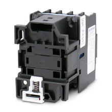 Lade das Bild in den Galerie-Viewer, 25A AC Contactor Normally Open(NO) CJX2-2510 110V Coil 50/60Hz 35 DIN Rail 3P 3 Pole