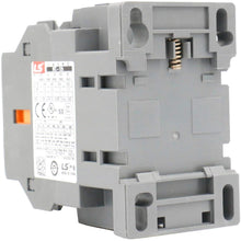 Load image into Gallery viewer, MEC Magnetic AC Contactor MC-12b 110VAC 12A 50/60Hz 1a1b DIN Rail UL