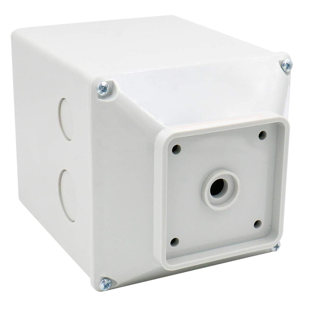 Master Switch Exterior Box LW28-32/3D Work for Universal Rotary Changeover Cam Switch LW28-32 660V 32A 3 Position 3 Phase