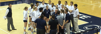 No. 3 Penn State Women's Volleyball Defeats No. 4 Stanford and Colorado for Big Ten/Pac-12 Challenge Win