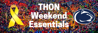 THON 2018 Weekend Essentials