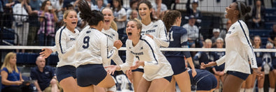 No. 2 Women's Volleyball Climbs the Rankings by Sweeping at Home Tournament