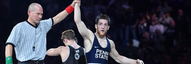 No. 3 Penn State Hammers No. 11 Ohio State, 28-12