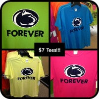 FOREVER shirts