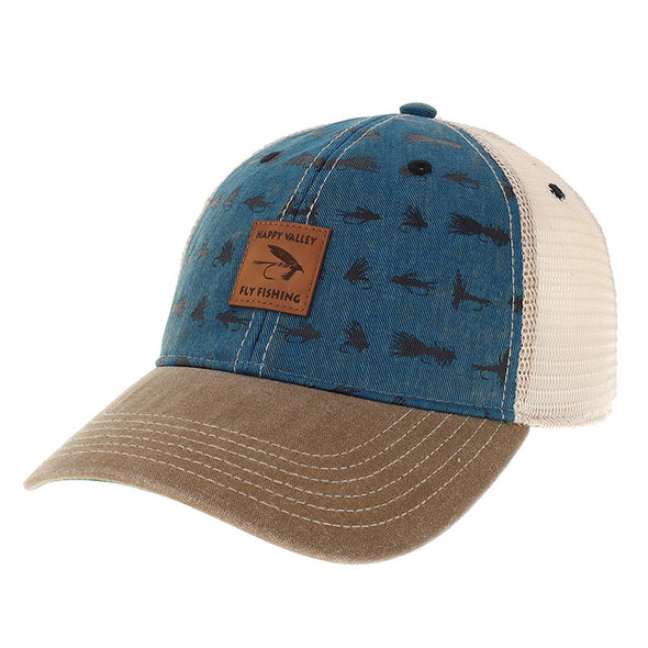 Legacy Fly Fishing Happy Valley Trucker Hat