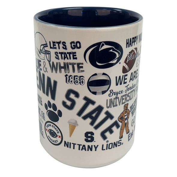 Penn State Color Wrap Mug