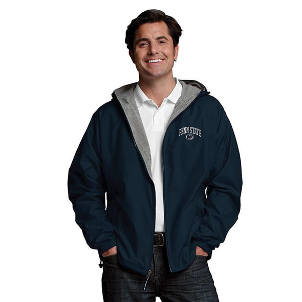 Charles River Penn State Portsmouth Zip Jacket - Navy