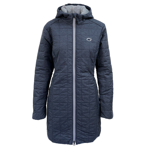 Cutter & Buck Ladies Rainier Long Jacket