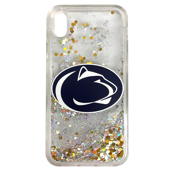 iPhone XR Glitter Penn State Phone Case