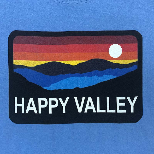 League Ladies Happy Valley Cropped T-Shirt