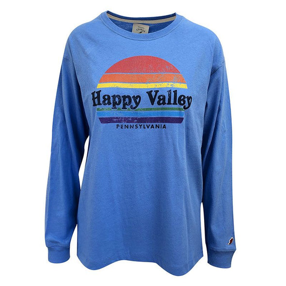League Ladies Happy Valley Sunset Long Sleeve T-Shirt
