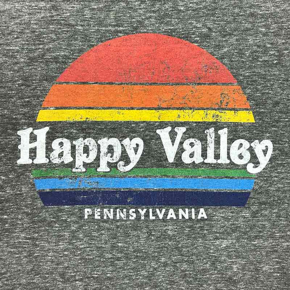 League Happy Valley Sunset T-Shirt