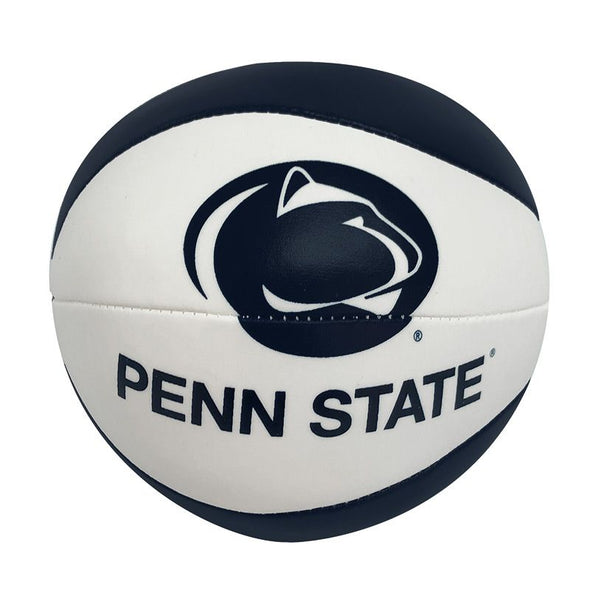 Penn State Mini Free Throw Soft Basketball
