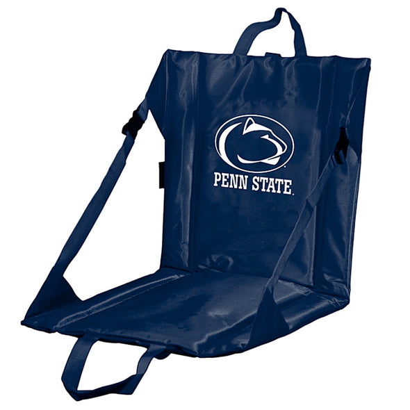 Penn State Stadium Seat with Fold-Out Back