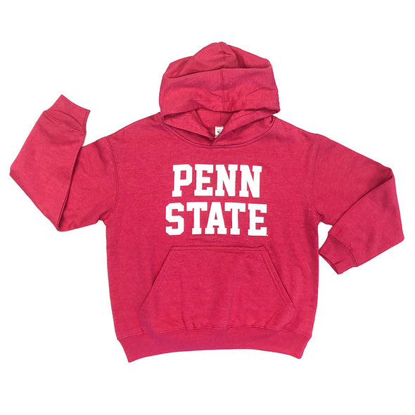 Youth Penn State Pink Hoodie