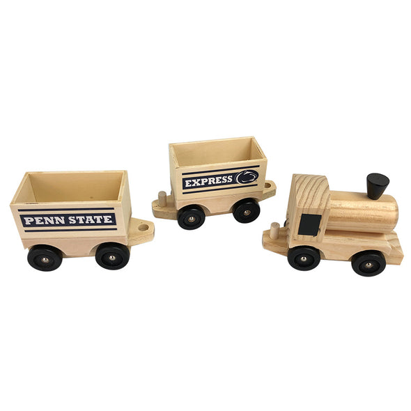 Penn State Wooden Toy Train