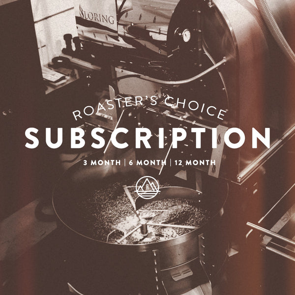 Roaster's Choice - Coffee Subscription
