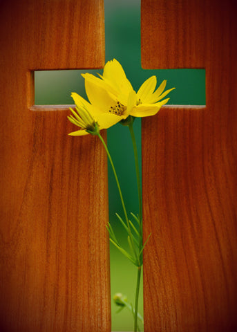 Easter Cross - Mini Puzzle