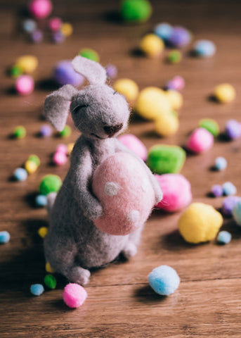 Easter Bunny Love - Mini Puzzle