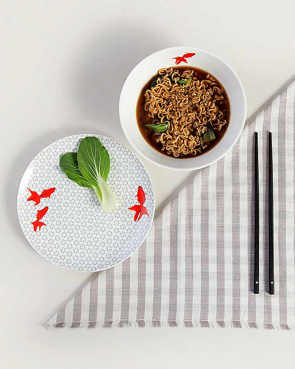 Guppy Shup Noodle Set (Set of 3)
