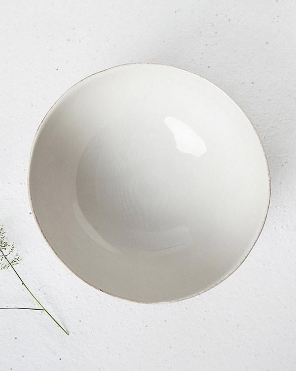 Aguada Cereal Bowl - White