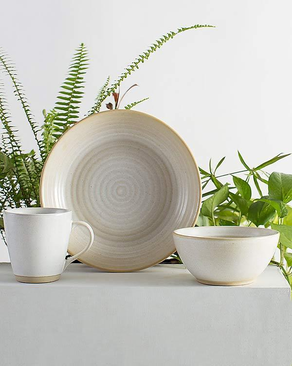 Sandstone Breakfast Trio (Set of 3)