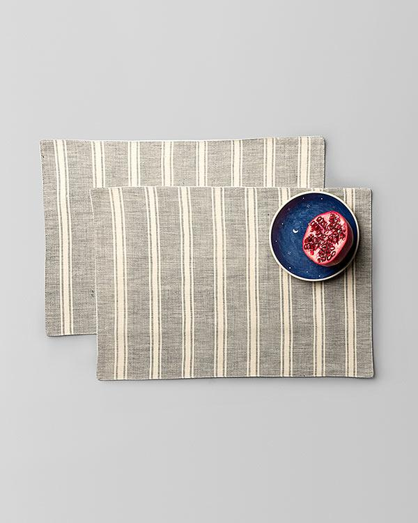 Massugu Stripe Placemat (Set of 2)