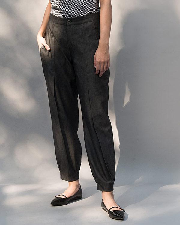 Stop and Refuel Pants - Charcoal