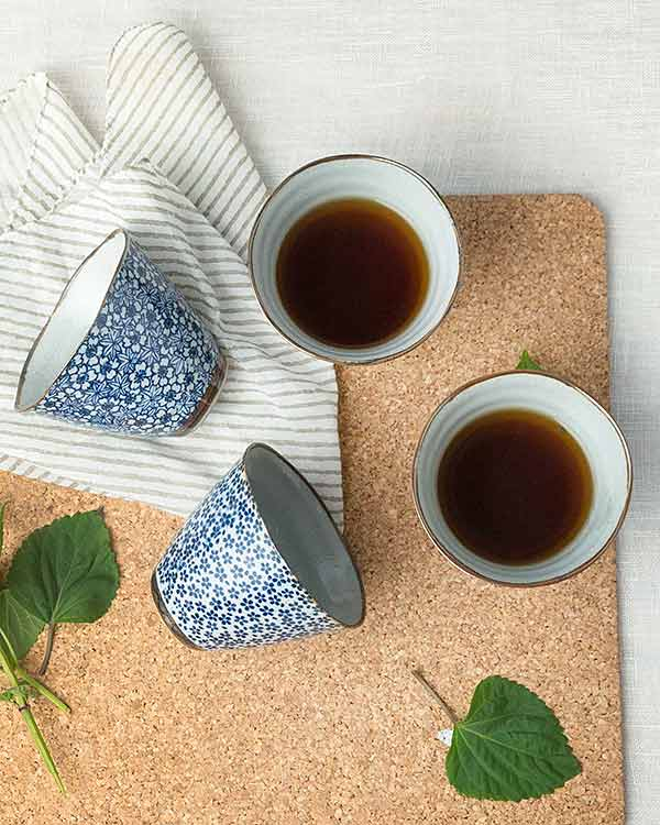 Ocha Tea Cups (Set of 4)