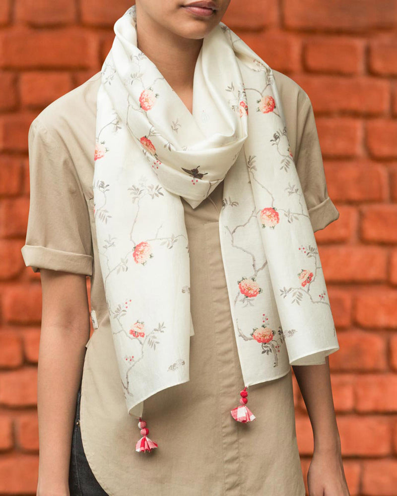Chinoiserie Scarf