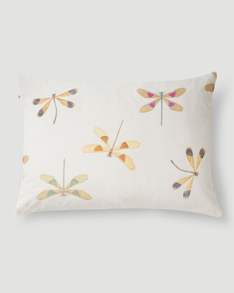 Dragonfly Pillow