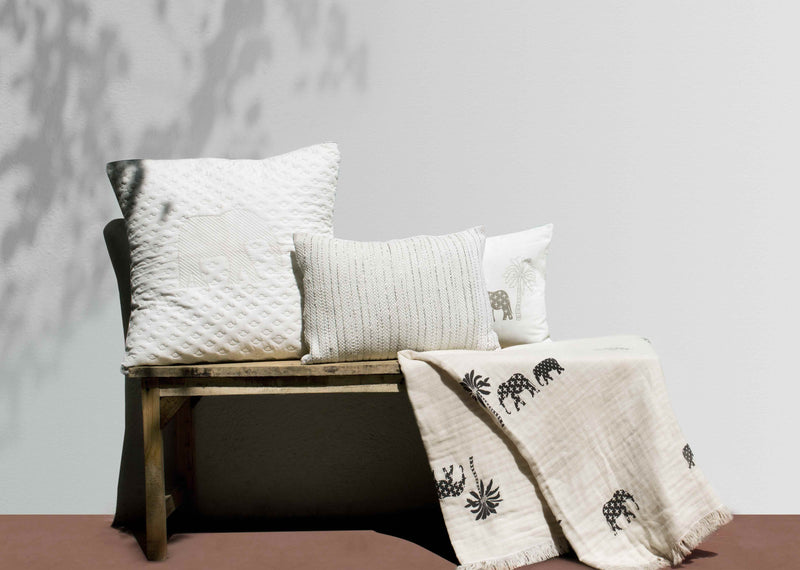 Colombo Classic Textured Pillow