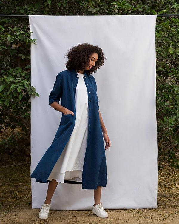 Mirissa Jacket - Blue