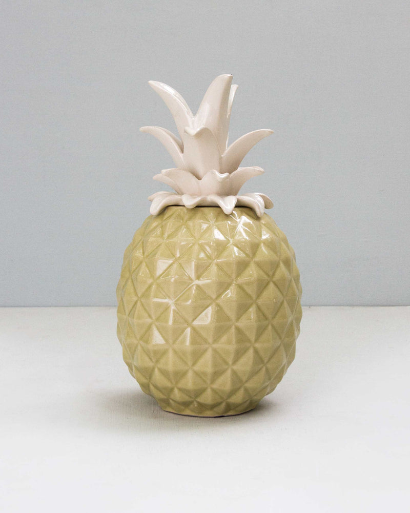 Ananas Jar - Green