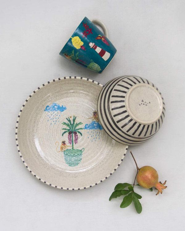 Nancowry Breakfast Set