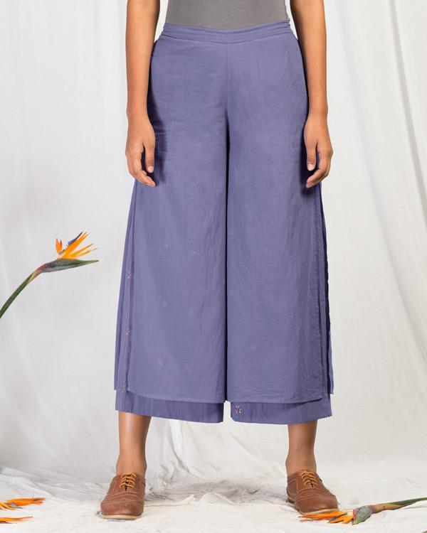 Marshmallow Pants - Blue