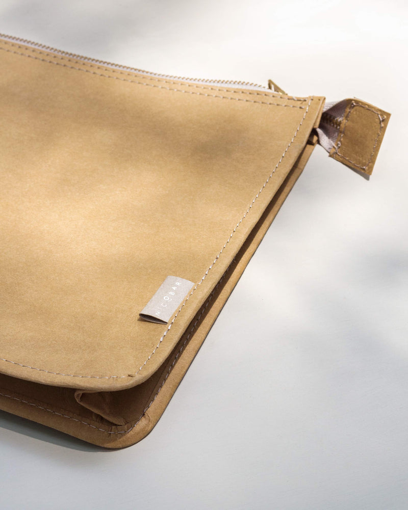 Paper Pouch - Brown
