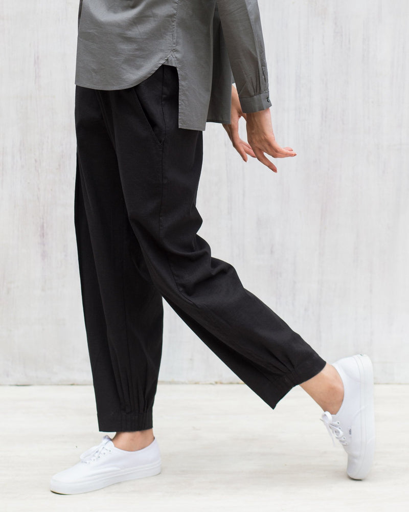 Stop & Refuel Trousers - Black