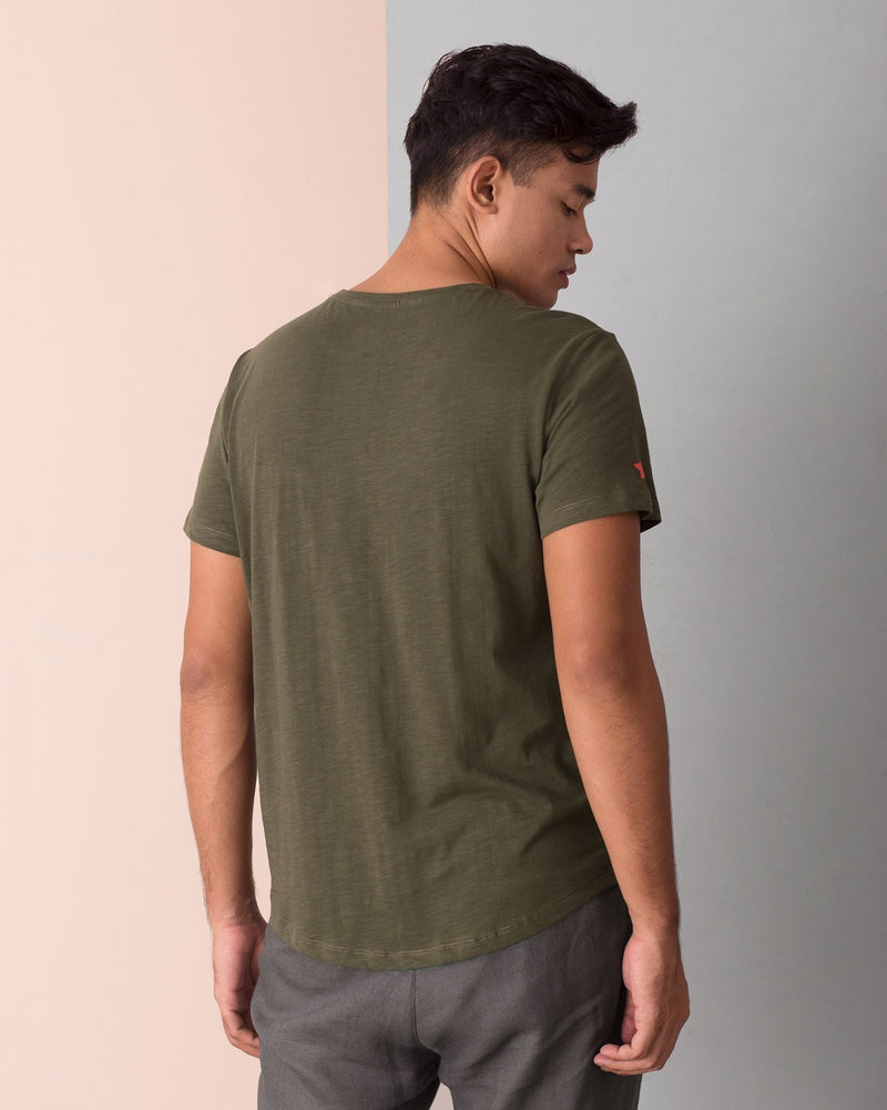Pocket T-shirt - Green