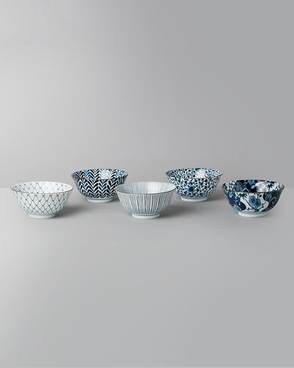 Aiiro Snack Bowl (Set of 5)