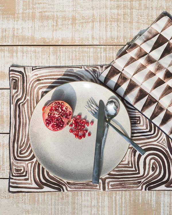 Torres Placemat (Set of 2)