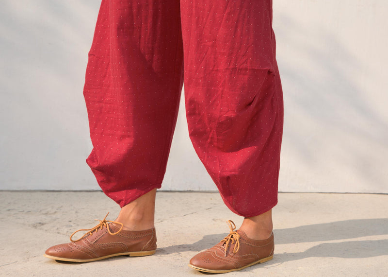 Boat Cropped Pants