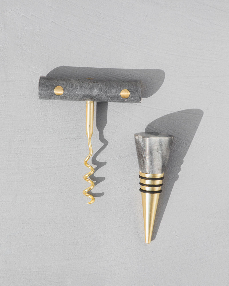 Dusk Cork Screw & Bottle Stopper